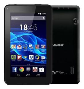 Tablet Multilaser M7s , Plus, Quad-core, 2 Mp, Preto