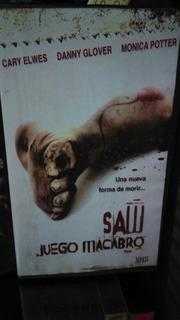 Películas De Terror En Formato Vhs