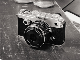 Camara Fotográfica Profesional Olympus Pen F