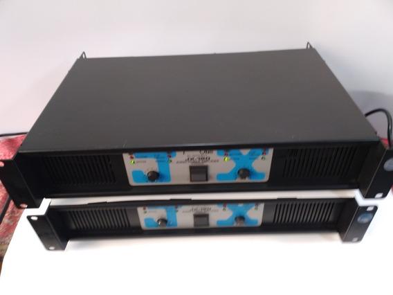 Potencia/amplificador Times One Jx-120(valor Das 2)