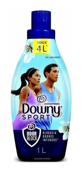 Amaciante Downy Sport Odor Block 1l