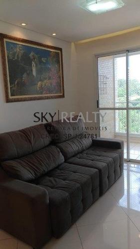 Apartamentos - Usina Piratininga - Ref: 14133 - V-14133