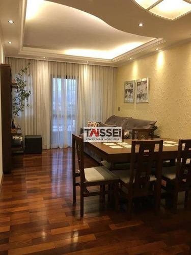 Imagem 1 de 30 de Apartamento Com 3 Dormitórios À Venda, 94 M² Por R$ 770.000,00 - Saúde - São Paulo/sp - Ap8387