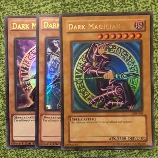 Yu-gi-oh! Base Dark Magician