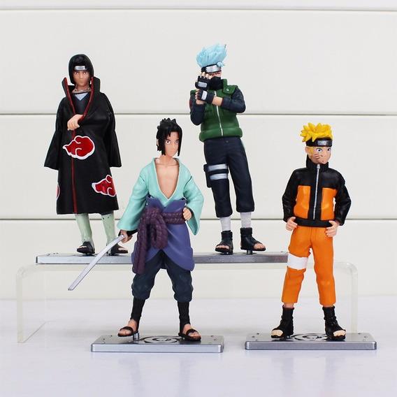 Boneco Do Kakashi Hatake - Boneco De Ação | Naruto