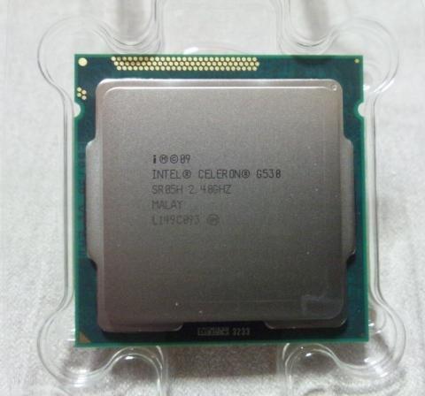 Celeron G530 Dual-core 2.40ghz/2 Mb L2/ Lga 1155