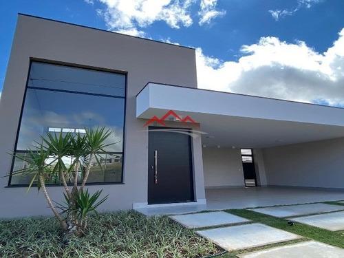 Imagem 1 de 18 de Casa À Venda No Condomínio Reserva Ermida Em Jundiaí Sp - Ca00369 - 69246030
