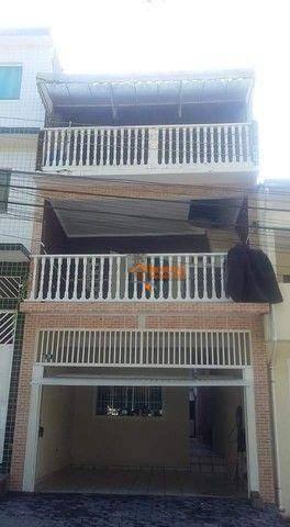 Imagem 1 de 12 de Sobrado Com 4 Dormitórios À Venda, 300 M² Por R$ 530.000,00 - Jardim Adriana - Guarulhos/sp - So0818