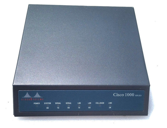 Cisco 1000 Series 1005 Roteador