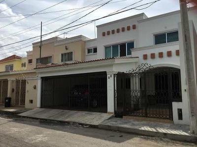 Renta De Casa En Montecristo, Mérida
