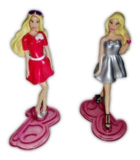 Surtido Barbie Kinder Con Sello Mattel -