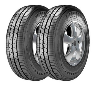 Kit X2 185/60 R14 Firestone F-700 82t