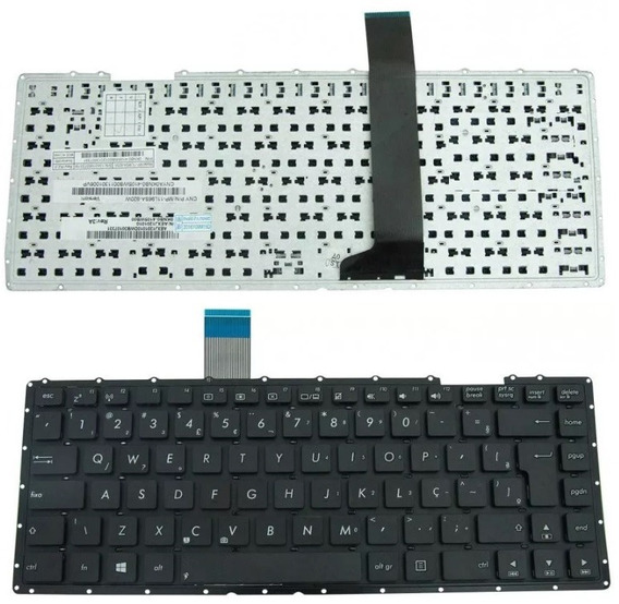Teclado Asus X450 X450c X450ca Sg-57640-40a Aexja600110