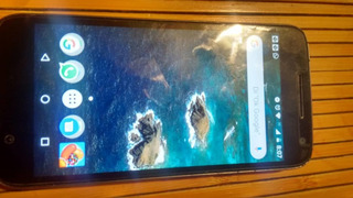Teléfono Moto G4 Play Doble Sim