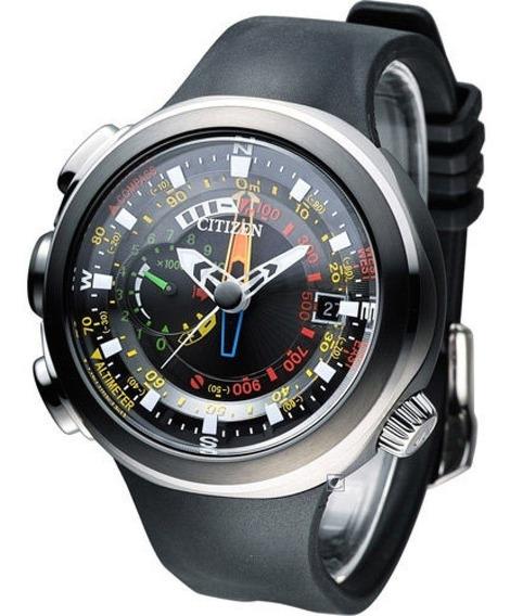 Relógio Citizen Altichron Sirrus Cirrus Bn4035-08e Titanio