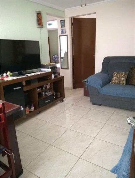 Apartamento Cdhu À Venda - Taboão Da Serra/sp - 273-im377360