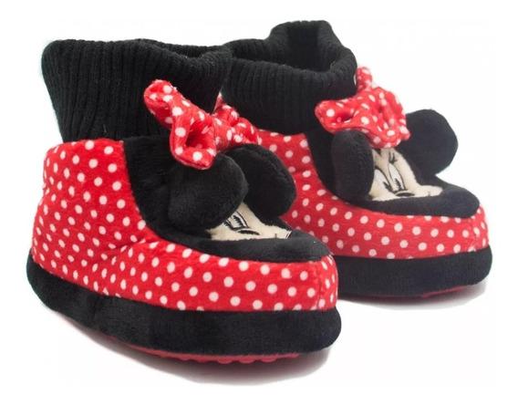 Pantufa Flat Ricsen Minnie Mouse Ricsen 12051