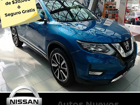 X-trail 2018 3 Filas Nissan Interlomas -$20,000 O Tasa 7%
