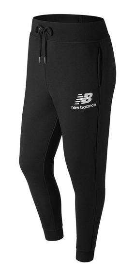 Pantalon Jogging New Balance Essential Mp83516bk Lefran