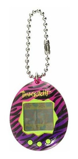 Tamagotchi Juego Electronico Tigre Rayado