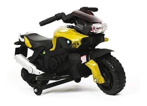 Moto A Batería Juguete Niño 2ruedas 30kg 6v Love 3002 Cuotas
