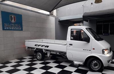 Effa K01 1.0 8v Gasolina Cs, Único Dono E Pouco Rodada