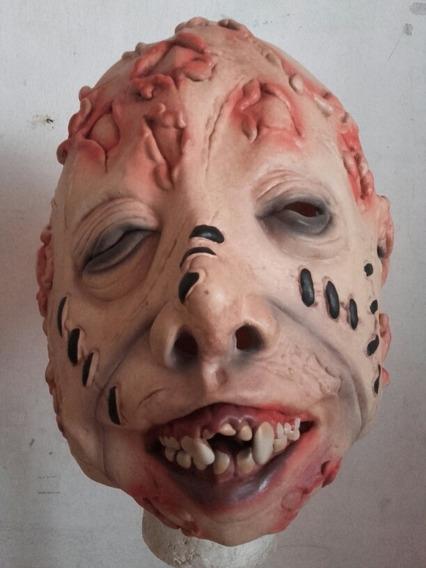 Máscara De Látex De Monstruo