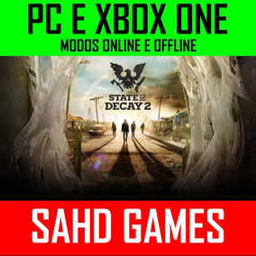 State Of Decay 2 Original Online Pc & Xbox One