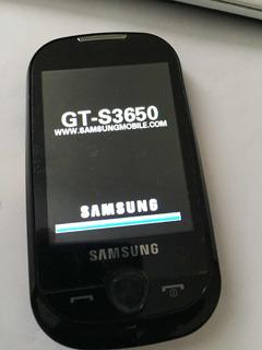 Celular Samsung Gt-s3650 Defeito Leia