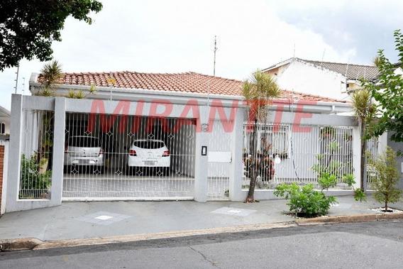 Casa Terrea Em Centro - Campinas, Sp - 327738
