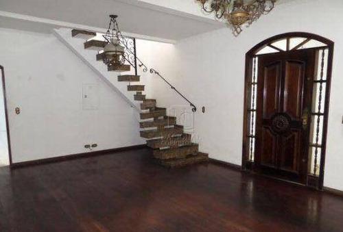Imagem 1 de 21 de Sobrado À Venda, 224 M² Por R$ 690.000,00 - Vila Gilda - Santo André/sp - So4082