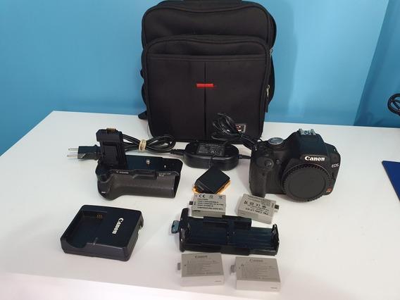 Kit Camera Canon T1i Modificada Para Astrofotografias