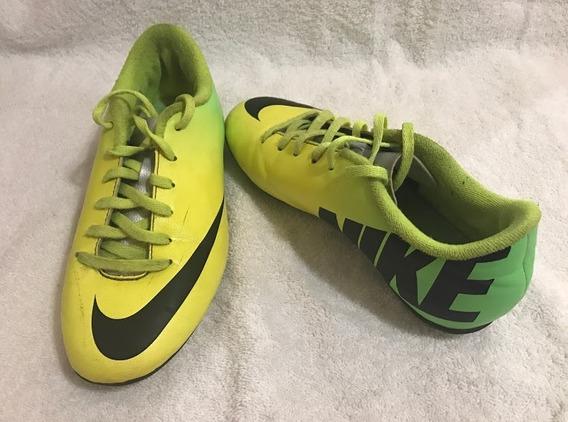 Zapato De Futbol, Marca Nike.