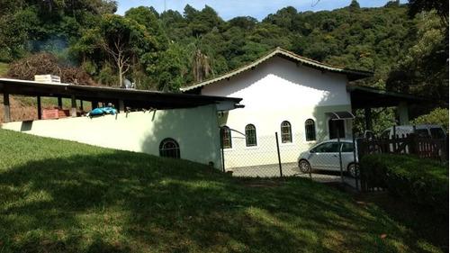 Chácara Residencial À Venda, Canjica, Mairiporã. - Ch0003