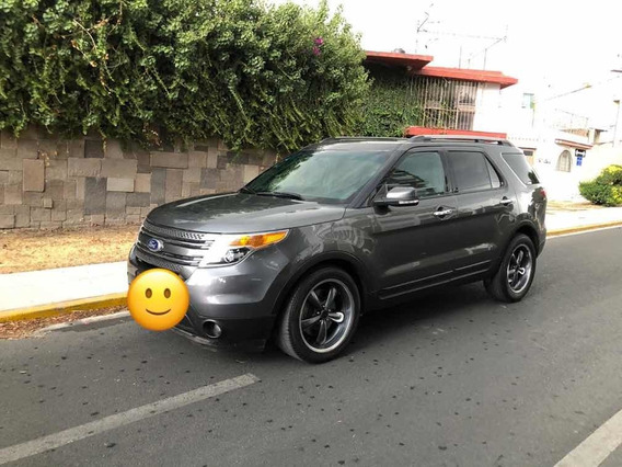 Ford Explorer 2015 3.5 Limited Mt