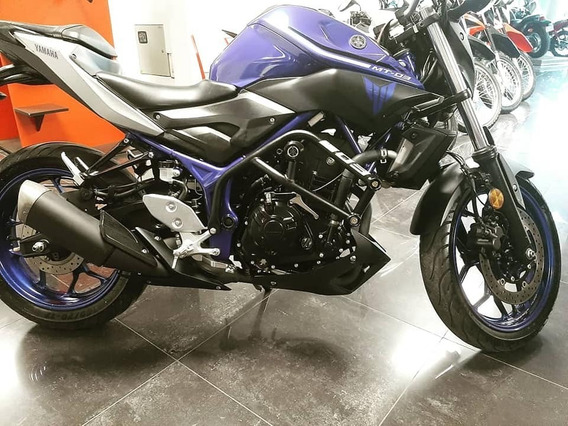Moto Yamaha Mt-03 Excelente Estado Usada/nueva Ahora 12/18