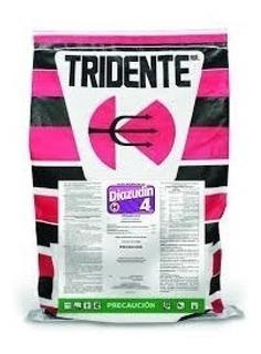 Insecticida Granulado Diazinon 20kg Gallina Ciega Y Pastos