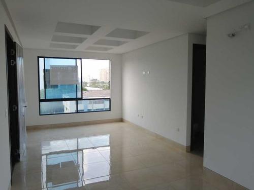Imagen 1 de 14 de Apartamento En Venta Alpes Barranquilla