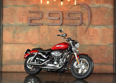 Harley Davidson Xl 1200ca 2013/2013