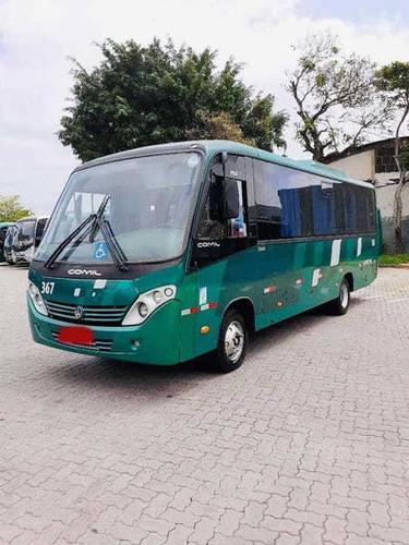 Micro Ônibus Rodoviário 2016 Volkswagen 9160, 27l 210