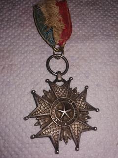 Medalla Campaña De Lima 1881 República De Chile