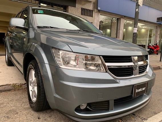 Dodge Journey 2.4 Sxt Atx (3 Filas)+dvd+techo