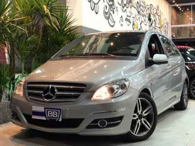 Mercedes-benz B200 2.0 Turbo Automatica 2010 Com Teto