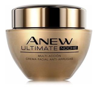 Avon Anew Ultimate Crema Facial Anti-arrugas Noche - Azn