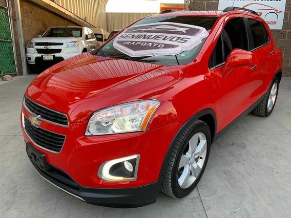Chevrolet Trax 1.8 Ltz Mt 2014