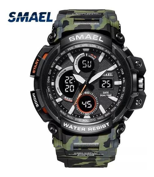 Relógio Digital Smael 1708