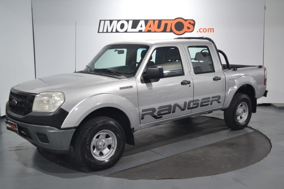 Ford Ranger 3.0 Cd 4x2 Xl Plus Tdi M/t 2011- Imolaautos