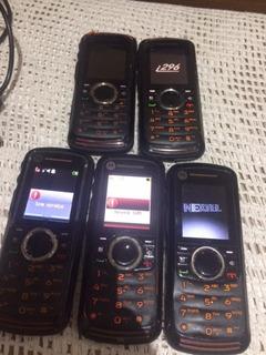 4 Motorola Nextel I296 E 1 Carregado Usado