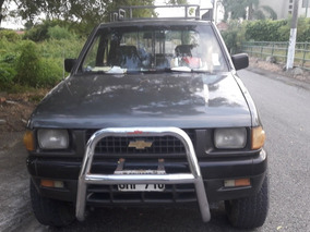 Chevrolet Luv Camioneta Doble Cabi