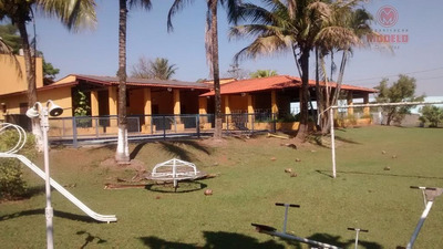 Chácara À Venda, Campestre, Piracicaba. - Ch0022